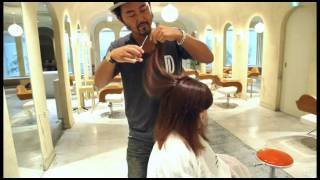 getlinkyoutube.com-K-Two × Tierra × BLESS How to haircut