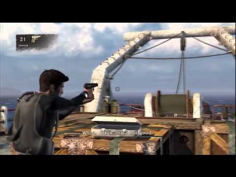 Uncharted: Drake's Fortune HD Walkthrough - Part 1 (Chapter 1 & 2)