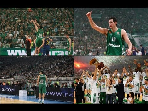 Dimitris Diamantidis - Tribute 2012/2013 • God Of Basketball • HD