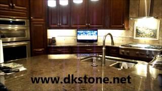 getlinkyoutube.com-Kitchen Install with drop down TV, Richmond VA