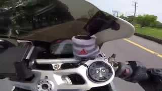 getlinkyoutube.com-Top speed - Ducati 899 panigale
