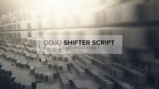 Dojo Shifter Script: Stagger & Offset Layers in After Effects (FREE)