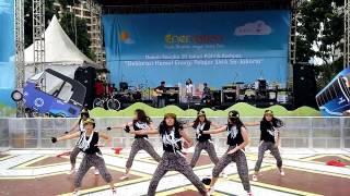 getlinkyoutube.com-SMA Santa Ursula Jakarta Modern Dance: Kompas Muda Enervation