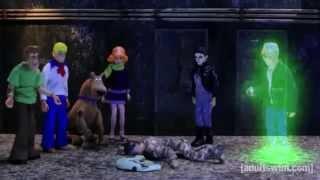 getlinkyoutube.com-Scooby Doo salsicha DUBLADO Frango Robo