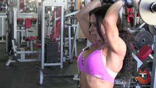 getlinkyoutube.com-Joanne Holden 2015 IFBB Pittsburgh Pro Show Prep