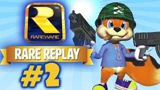 getlinkyoutube.com-Best Friends Play Rare Replay (Part 2)