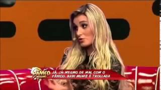 getlinkyoutube.com-Andressa Urach mostra periquita pro Poderoso Castiga do Pânico
