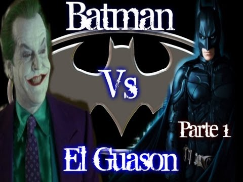 Gta san andreas Batman Vs El Guason Loquendo Parte 1
