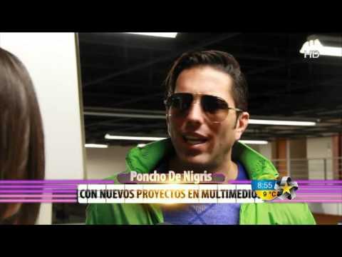 Poncho de Nigris regresa a Multimedios Television