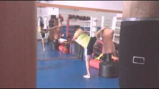 Karate- o melhor chute