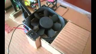 getlinkyoutube.com-Rc hovercraft self built