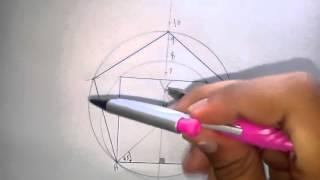 getlinkyoutube.com-Eng. Amin Elsofey .. General Method الطريقة العامة ل رسم مضلع منتظم