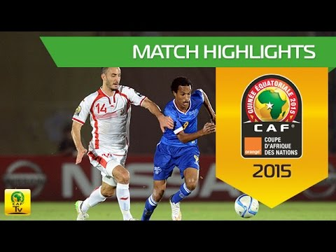 Tunisia vs Cape Verde AFCON 2015