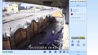 getlinkyoutube.com-اعدادت DVR الدخول على كاميرات المراقبة DVR من الخارج عبر الميكروتيك MIKROTIK