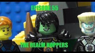 getlinkyoutube.com-LEGO *NINJAGO/CHIMA* Chima episode 55: The Realm Hoppers
