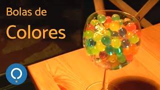 getlinkyoutube.com-Bolitas de gel de colores