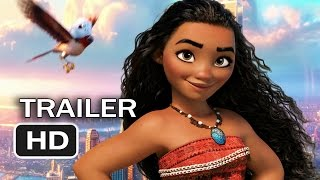 Moana 2 - Lost In New York Trailer (2017) Parody