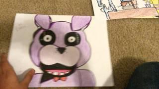 getlinkyoutube.com-My fnaf drawings part 1