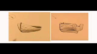 getlinkyoutube.com-Drawing boats - at tegne både.