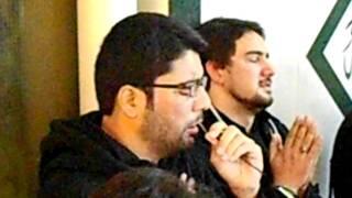 getlinkyoutube.com-Shaam 2012 Haram Bibi Zainab - Mir Hasan Mir