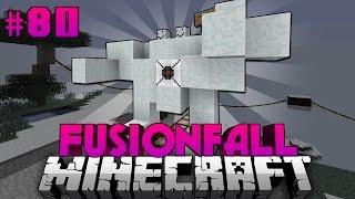 getlinkyoutube.com-Der SCHLECHTESTE SCHNEEMANN?! - Minecraft Fusionfall #080 [Deutsch/HD]