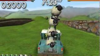 getlinkyoutube.com-Shaun the Sheep Lamb Rover 4x4: ③
