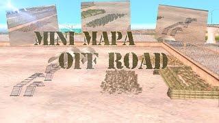 getlinkyoutube.com-Mini mapa Off-Road para GTA SA   Mods GTA SA
