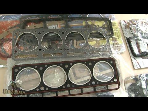 UAZOBAZA 65 Прокладки для УАЗовских двигателей, КПП, РК и мостов