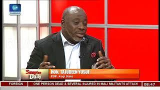 Lawmaker Explains Reason Behind Electoral Act Amendment Pt.2 |Sunrise Daily|