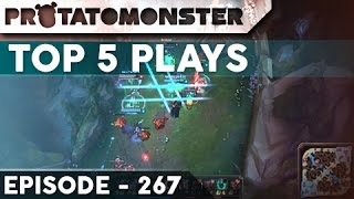 League of Legends Top 5 Plays Episode 267