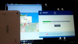 getlinkyoutube.com-Flash Condor CTAB700l 1.6 +++++ NO DIGITAL BUG ++++ Firmware Working 100%
