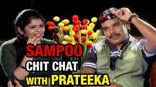 "getlinkyoutube.com-Burning Star ""Sampoornesh Babu"" Chit Chat With Prateeka || V6 Prateeka Show || Pakka Hyderabadi"