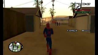 getlinkyoutube.com-Homem Aranha no GTA ep 1
