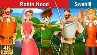 Robin Hood in Swahili | Hadithi za Kiswahili | Swahili Fairy Tales width=