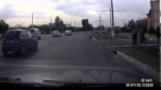getlinkyoutube.com-Ташкент Nexia BMW E34 stret race