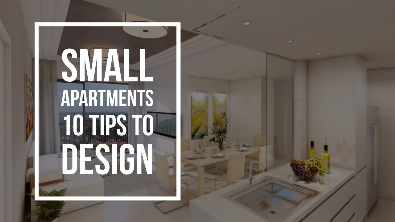 Small Apartments – 10 Tips | Interior Design Ideas