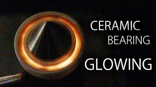 getlinkyoutube.com-How To Make A Full Ceramic Bearing Glow at High Speed!