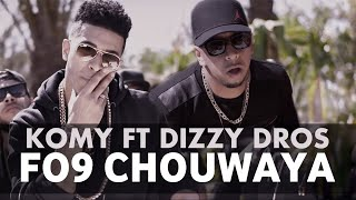 getlinkyoutube.com-Komy ft Dizzy DROS - Chouwaya (EXCLUSIVE Music Video) | Remix All The Way Up | 2016كومي - الشواية