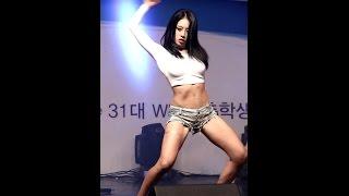 getlinkyoutube.com-151006 경일대학교 밤비노 댄스 퍼포먼스 하담 세로 직캠 by hoyasama