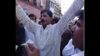 getlinkyoutube.com-Juluse e Chehlum Allahabad 2009 - Anjuman Abbasia Qadeem - Reesma khichti hai to ..