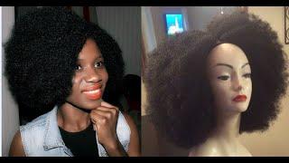 getlinkyoutube.com-Tutorial : crochet braids wig