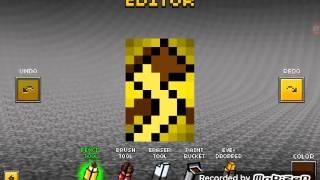 getlinkyoutube.com-Pixel gun 3d girl skin. Pikachu