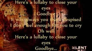 Silent Hill-Room of Angel (w/lyrics)