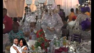 getlinkyoutube.com-FUNKE AKINDELE WEDDING