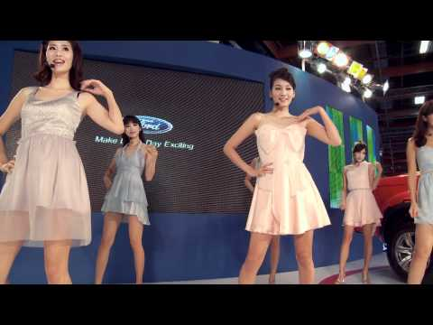 2010 Hottest Auto Show models in Taiwan (Taipei) 1080p Full HD