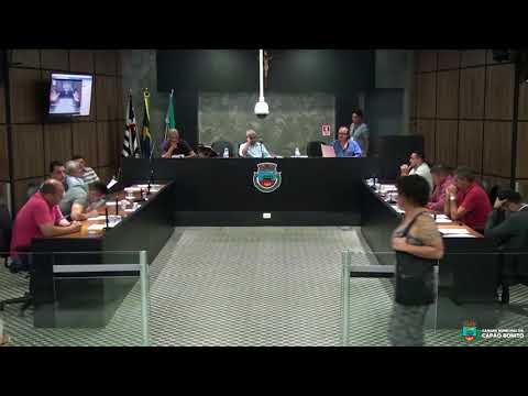 Sessão Ordinária do dia 09 de abril de 2018