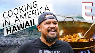 Hawaii's Very Own Sheldon Simeon is Cooking In America: Season 2