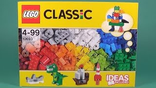getlinkyoutube.com-Lego Classic 10693 Set Unboxing