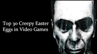 getlinkyoutube.com-Top 30 Creepiest Easter Eggs In Video Games