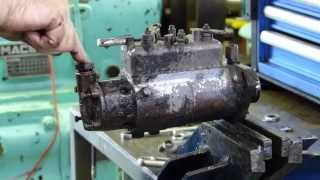 getlinkyoutube.com-CAV Injection pump full strip down to re seal and stop fuel leaks